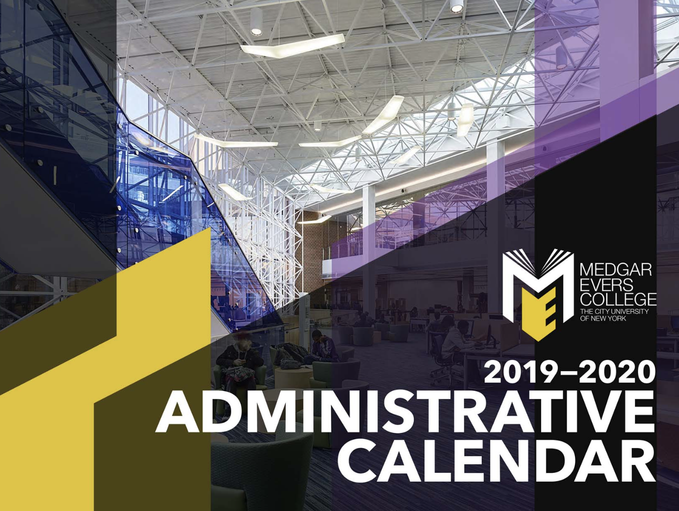 Link to open Administrative Calendar PDF for 2019 - 2020