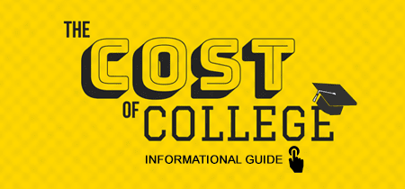Cost of college information guide
