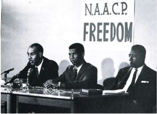 Medgar Evers in 1959 Speech to Florida State Conference of NAACP, Orlando, Florida