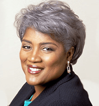 2016 Commencement Speaker – Donna Brazile